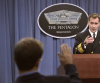 Pentagon says there's no pilot program to review troops' social media