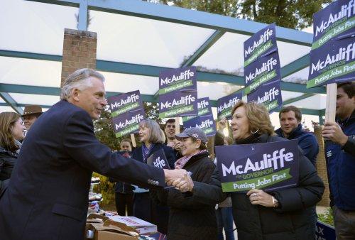 Va., N.J. governor races among U.S. contests
