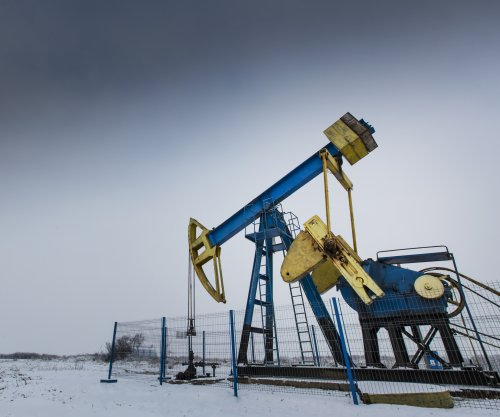 Oil prices down on strong U.S. supply