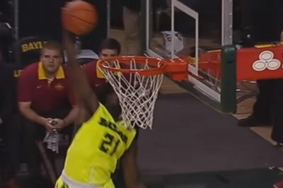 No. 25 Baylor gets much-needed win vs. No. 12 Iowa State