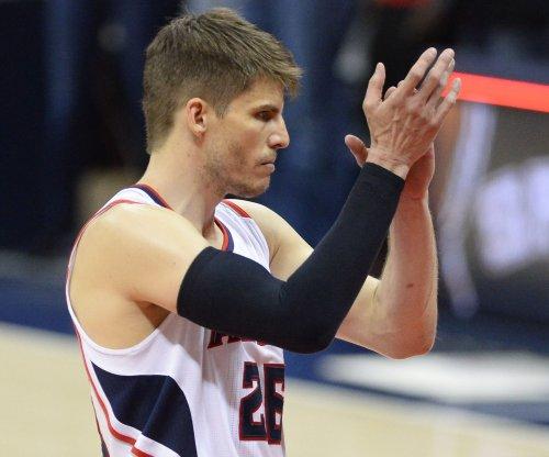 Atlanta Hawks shoot past short-handed Boston Celtics