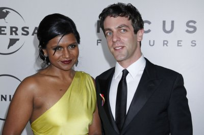 B.J. Novak talks Mindy Kaling's on-set pranks