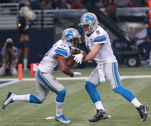 Detroit Lions may have a running game