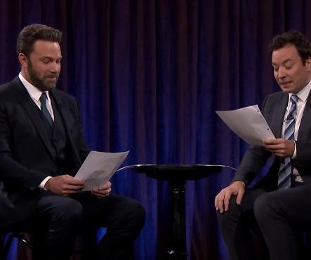 Ben Affleck, Jimmy Fallon act out 'Accountant'-themed scenes during round of Kid Theater