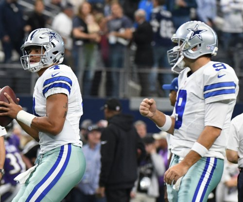 Tony Romo active, will serve as Dak Prescott's backup