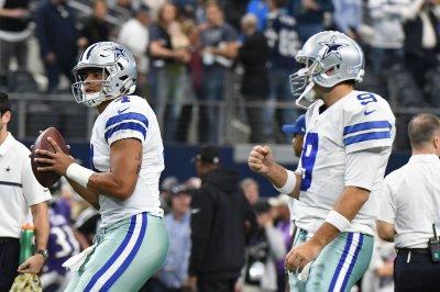 Tony Romo active, will serve as Dak Prescott's backup