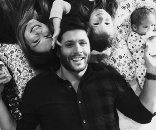 'Supernatural' star Jensen Ackles introduces his newborn twins