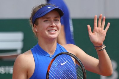 Elina Svitolina cruises into Taiwan Open quarterfinals