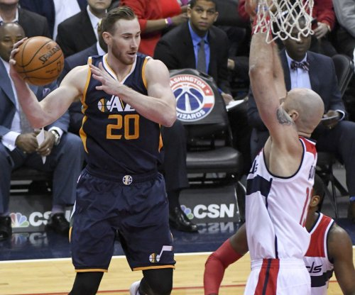 Utah Jazz shut down Washington Wizards for sixth straight home win