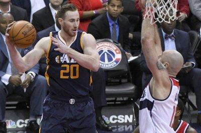 Utah Jazz shut down Washington Wizards for sixth straight home win
