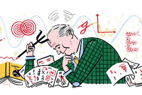 Google honors physicist Max Born with new Doodle
