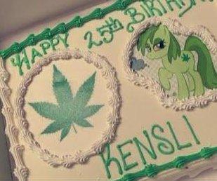 Family orders 'Moana' cake, gets 'marijuana' cake