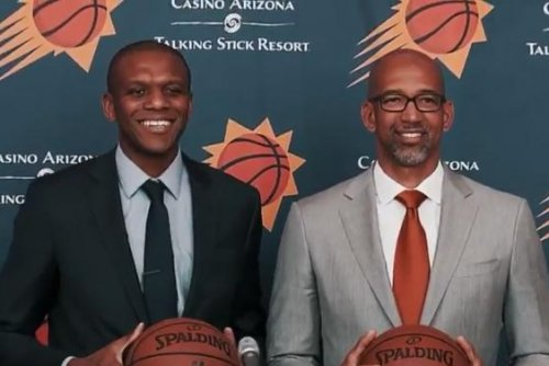 Suns general manager James Jones named NBA's Executive of the Year