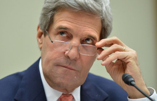 Secretary Kerry applauds agreement to defuse Ukraine crisis and warns Russia not to renege
