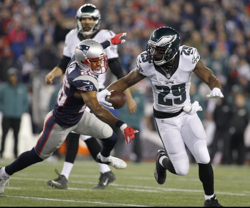 RB DeMarco Murray says he's happy with Philadelphia Eagles