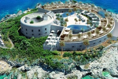 Former concentration camp to be turned into luxury resort