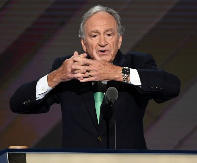 Former Sen. Tom Harkin leads DNC in sign language to honor ADA anniversary