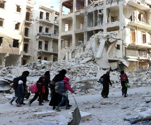 Let's not pretend scenes of horror in eastern Aleppo are 'unexpected'