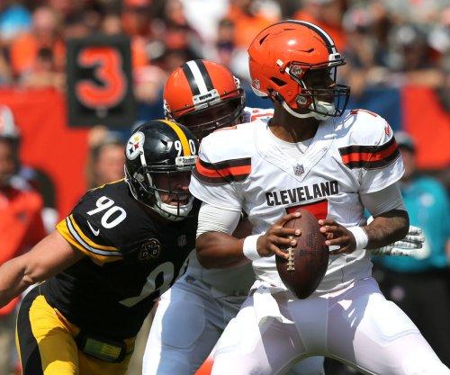 Cleveland Browns: DeShone Kizer named starting QB -- again