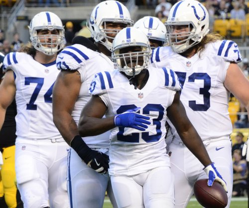 Frank Gore-led Indianapolis Colts dispatch Houston Texans