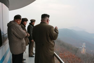 North Korea defends 'peaceful' satellite launches, report says