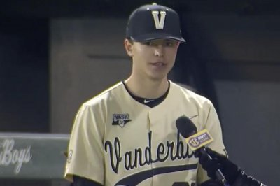 Jack Leiter: Ex-MLB star's son strikes out 12 in college debut