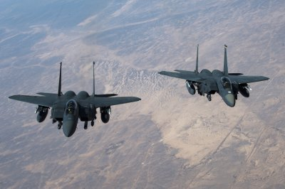 Boeing nabs $68M for work on F-15s for Qatar