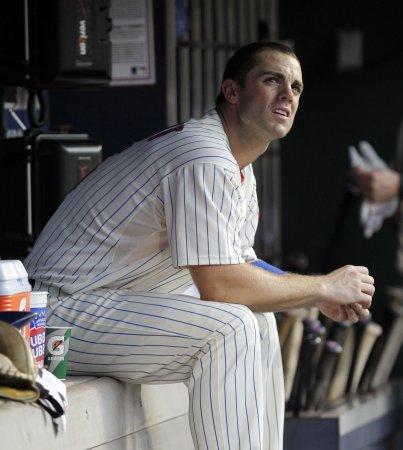 MLB: N.Y. Mets 2, Philadelphia 1 (1st gme)