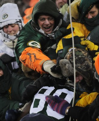 NFL: Green Bay 31, Cleveland 3