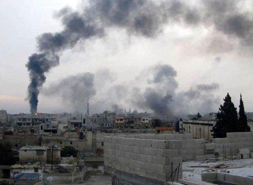 Concerns grow over Assad's chemical arms