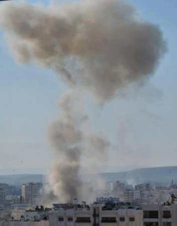Syrian air force, vital for regime, sags