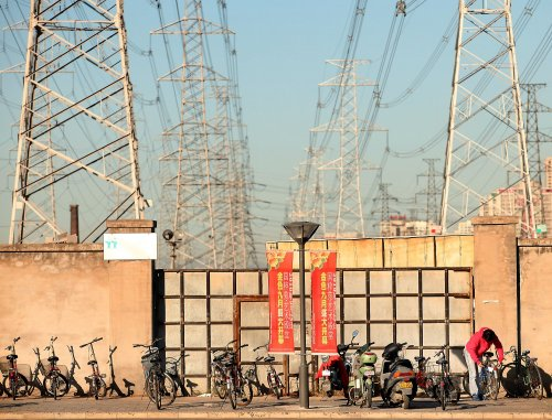 Does Beijing hold key to energy security?