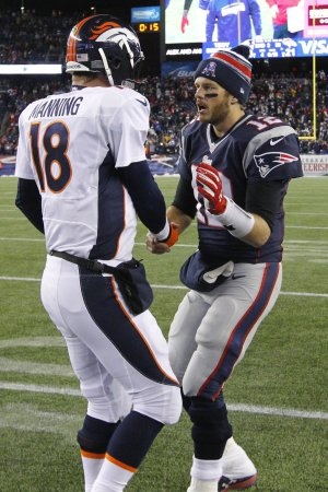 Brady throws 4 TDs as Pats batter Broncos