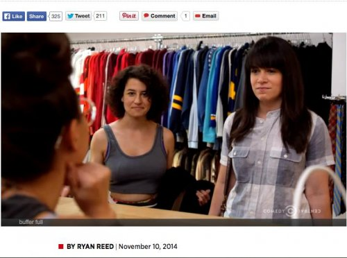 'Broad City' debuts season two trailer