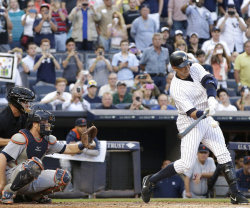 Rodriguez homers in New York Yankees' win over Boston Red Sox