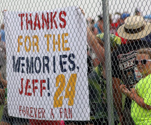 Jeff Gordon leaves Indy with bad finish, great memories