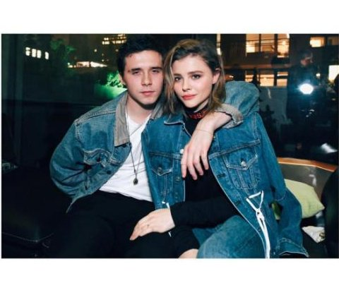 Brooklyn Beckham, Chloe Grace Moretz step out after reconciliation