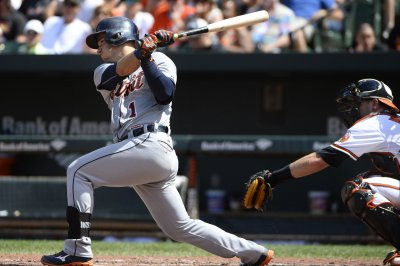 Tigers, Mariners square off in Seattle