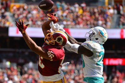 Dolphins safety Reshad Jones says he can't control trade speculation