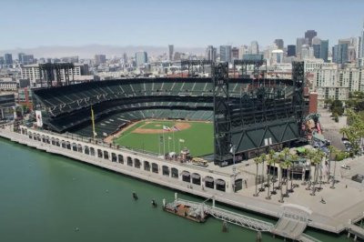 San Francisco Giants to display season-ticket holders' photos in stands