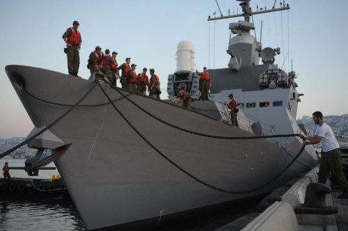 Israel tests new sea-to-sea missile