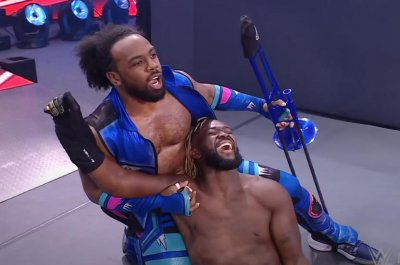 WWE Raw: Kofi Kingston faces Randy Orton, Bobby Lashley on same night