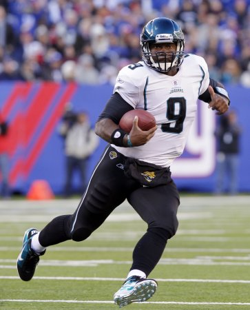 Jaguars' Garrard out for finger surgery