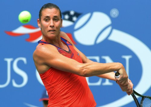 Pennetta looks to continue strong run in U.S. Open semis