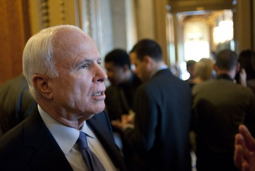 McCain to guest star on 'Parks and Rec'