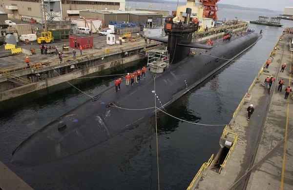 Submarines replacing Ohio-class vessels will have turbine generators