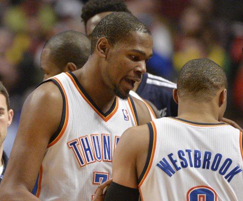 Kevin Durant leads Oklahoma City Thunder past Utah Jazz