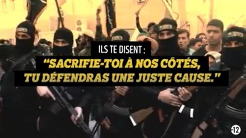France launches anti-jihad video: 'You will die alone'