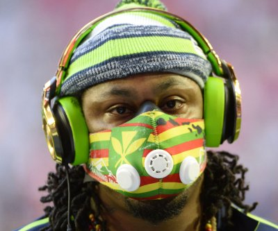 Seattle Seahawks RB Marshawn Lynch out for MNF