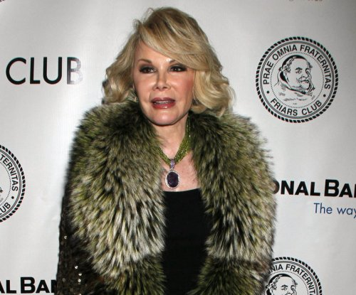 Joan Rivers' personal belongings to be sold at auction